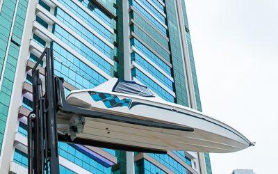 Conheça o Marina Beach Towers