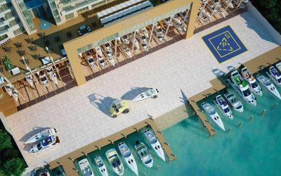 Marina Beach Towers recebe prêmio Colibri de Ouro